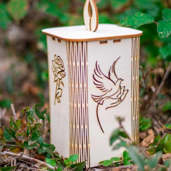 Lesena sveča GORO