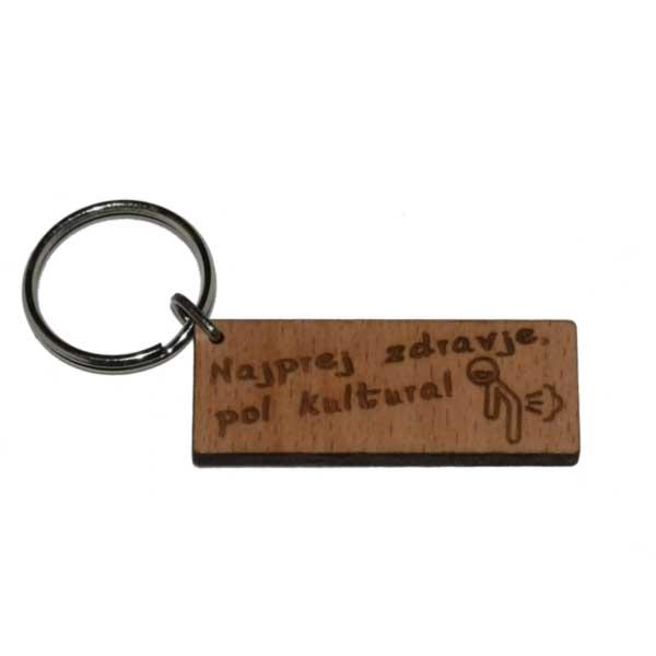 Obesek za ključe PRDEC